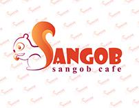 sangob cafe logo