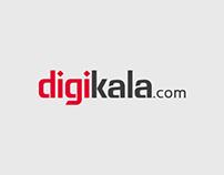 Digikala.com (LOGO / Typography)