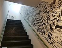 Mural - WitWorking / São José do Rio Preto / SP