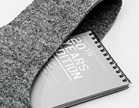 Flatred // Catalogue + bag