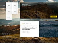Leore - Creative Photography Wordpress Theme