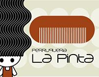 LA PINTA/GRAPHIC IDENTITY