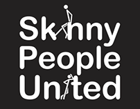 Skinny People United logotype