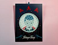 Stranger Things - Poster
