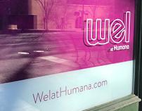 Wel at Humana Storefront