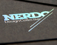 NERDO Design Collective - Business Cards