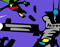Vectorial Sketchs Comics