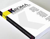 University magazine KROMA.