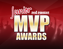 Red Rooster Junior MVP Awards 2012