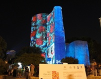 Baku Projection Mapping 2012