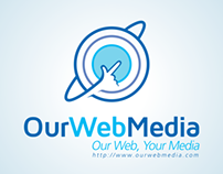 Logo Animation : OurWebMedia
