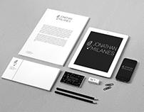 Branding: Logo + Cover Photo / Jonathan Milanes