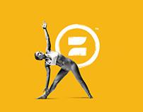 自由森林品牌设计(Free Forest Yoga Brand Design)