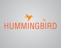 Hummingbird Brand Identity 2010