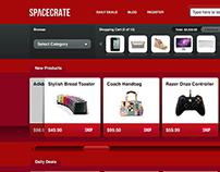 Spacecrate.com