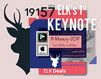 ELK First KEYNOTE