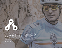 Abel Gómez. Entrenamiento en ciclismo