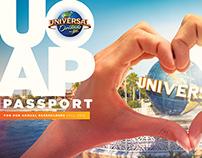 Universal Orlando Passholder Mailer
