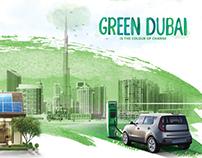 Green Dubai Shams Project design adaptations