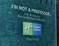 Holiday Inn Express, Times Square April 15-June 15 2013