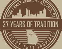 GIDH Design | Wise Family Reunion 2013