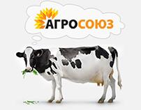 """Corporate site """"Agrosoyuz"""""""