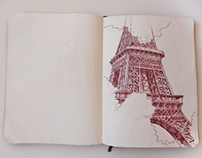 Europe Sketchbook