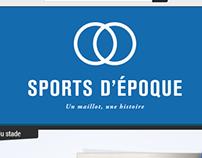 AO pour SPORTS D'ÉPOQUE