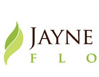 Banner design - Jane Flowers