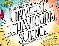 THE UNIVERSE OF BEHAVIOURAL SCIENCE