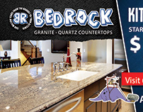 Bedrock Granite Billboard