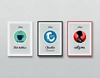LOGO Designs. Conception de logos تصميم شعارات احترافية