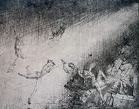 Etchings of mistery