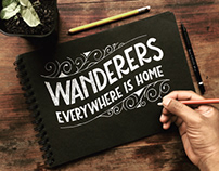 Wanderers everywhere is home