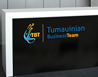Logotype Design for TBT by AR Creatives