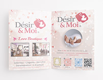 Boutiqe Promotion Flyer Design