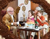 Café los Portales de Córdoba. Cristaliza el Momento