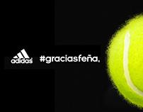 adidas - #graciasfeña