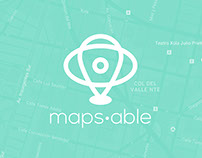 Mapsable - App innovation