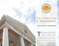 Searching for a President