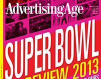 Ad Age February 4, 2013 cover
