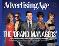 Ad Age February 11, 2013 cover