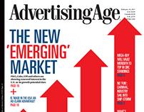 Ad Age February 18, 2013 cover