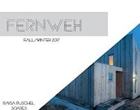 FERNWEH // Introdução ao projeto de moda
