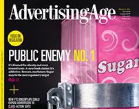 Ad Age March 11, 2013 cover