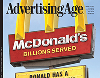 Ad Age March 25, 2013 cover