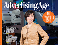Ad Age April 8, 2013 cover