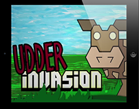 Udder Invasion: an interactive iPad film