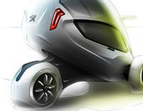 Peugeot Design