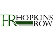 Hopkins Row www.hopkinsresidence.com